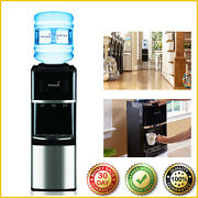 Top Loading Water Dispenser Primo Electric Auto Hot And Cold 5 Gallon Bottle Stand