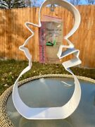 Best Gift For Baker Giant 18 Snowman Cookie Cutter Metal Decoration With Tags