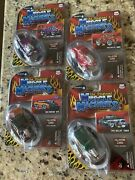 The Original Muscle Machines 2008 Series 4 Lot Of 4 Ford Willys Gto 164