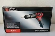 Chicago Pneumatic Cp2611 Industrial Screwdrivers