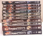Perry Mason Season 1 2 3 4 5 Dvds 2-5 Sealed With Some Tears Raymond Burr