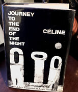 Journey To The End Of The Night New Directions 1983 Hb/dj. Manheim.