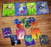 Sailor Moon S Season 3 Complete - Heart Collection 6 Dvds