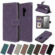 For Samsung Galaxy Models Leather Wallet Flip Magnetic Cover Case