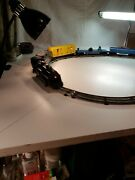 Lionel Engine 8602-whistling Tender 234w-horse Car 6473-3409 Helicopter And 6112