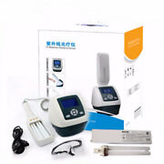 Vitiligo Phototherapy Skin Home Therapy Double Lamps Smart Timer Ce Certificate