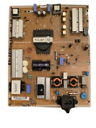 Power Supply Board Eay64388821 Partial No On Sticker Lg 55uh6150-ub
