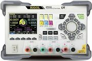 Rigol Dp832a High Resolution 3 Channel Linear Programmable Dc Power Supply