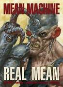Mean Machine Real Mean Judge Dredd - Paperback By Wagner John - Very Good