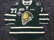 Josh Anderson Game Worn Memorial Cup London Knights Ohl Rookie Season Jersey