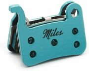 Miles Racing Brake Pads S-metallic For Xcsintered For Freerideorganic For City
