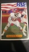 1992 All World Football Pick Your Card With Rookies Rcs