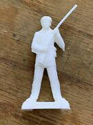Winter Blowout Vintage Davy Crockett Plastic Toy Figure Collectable 01-227