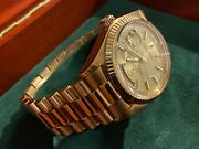 Vintage Rolex Day-date President | Solid Rose Gold | Ultra Rare Special Edition
