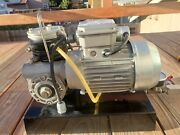 Bison 151-610-7014 Asynchronous Monophase Motor 1700 Rpm + A. C. Gearmotor