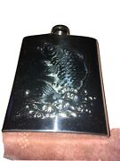Lucienne 8oz. Stainless Steel Flask