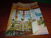 Vintage May 2008  Timber Homes Illustrated Magazine