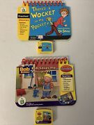 My First Leap Pad Book And Cartridge Lot, For Leap Frog Learning System, Preschool