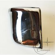 1965 Lincoln Continental Bumper End Lf C5vy17a901a