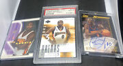 Gilbert Arenas 2001 Spx 129 Rc Rookie Auto Lot Ud Flight Team Topps Xpectations