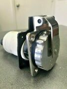 Marinco 6401el-bx 316 Stainless Steel Shore Power Inlet 63 Amp 230 Volt 3 Wire