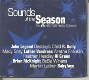Sounds Of The Season The Nbc R And B Holiday Collection 2005 Target Exclusive Cd