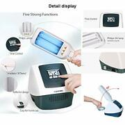 Phototherapy Vitiligo Lamp With Two Philips Special Bulbs Fda Ce Certification