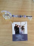 Frozen 2 Olaf Collectible Key Disney Store Exclusive Limited Edition Nwt Rare