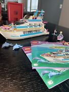 Lego Friends Dolphin Cruiser 41015 Complete