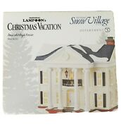 National Lampoonandrsquos Christmas Vacation Boss Shirleys House 4049650 Dept. 56