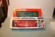 Lot Of 2 Lionel O Scale Rolling Stock In Original Boxes