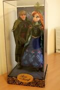 Disney Limited Edition Doll Anna And Kristoff