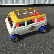 Rare Vintage 1970and039s Kusan Toys Usa Happy Van Andnbsp With Box Jersey Style Vanandnbsp