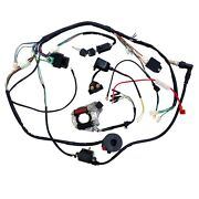 Cdi Wire Harness Stator Assembly Wiring For 50 70 90 110 125cc Atv Electric Quad