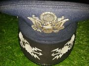 Morry Luxenberg Military Outfitters Uniform Cap/hat 6 3/4