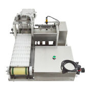 110v Automatic Stainless Steel Restaurant Meat String Skewer Machine 8and039and039/5.9and039and039