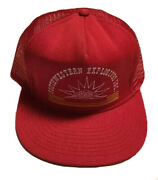Southwestern Explosives Hat Made In The Usa Cap Austin Powder Company Oil Gas