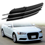 Car Right Side Fog Light Grill Cover 4g0807682 For Audi A6 Quattro 2012-2014