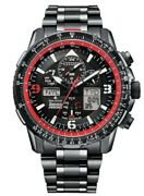 New Citizen Limited Edition Red Arrows Skyhawk A.t Menand039s Watch With Eco-drive