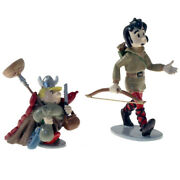 Collectible Figurine Pixi Johan And Peewit, On The Way 1702 2019