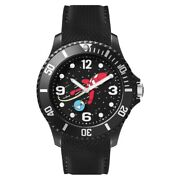 Silicone Black Watch Moulinsart Ice-watch Tintin Sport Moon L 82437 2018
