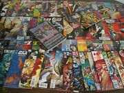 The Best Marvel And Dc Comic Book Collection Lot Grab Bag + Bonus Over 700 Sold