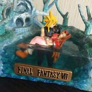 Cold Cast Collection Final Fantasy Vii Cloud And Aerith In Forgotten City F/s