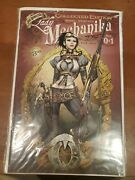 Lady Mechanika 0 And 1 And 2 And 3. Package Dealjoe Benitez / Campbell Variantnm