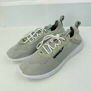 Speedo Womens Tidal Walker Water Shoes Gray Lace Up Size Large 9/10