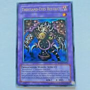 Yugioh Thousand-eyes Restrict Rp02-en021 Ultra Rare Light Play Unlimited Edition