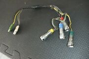 1967 1968 Ford Mustang Cougar Convenience Safety Warning Lights Control Harness