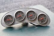 Faria Baja Instrument Panel W Speed And 3 Tachs Guages Thripple Motors
