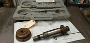 Ridgid 48417 2-6 Copper Drive And Groove Roll Set 918 Groover Lot3