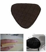 Motorcycle Driver Impact Gel Pad Seat For Harley Davidson Softail Breakout